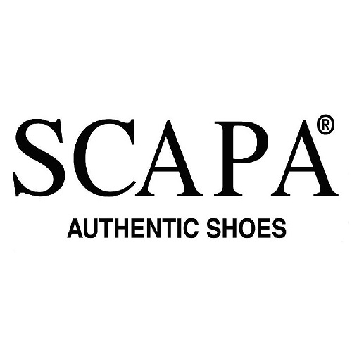 Logo Scapa • Authentic Shoes